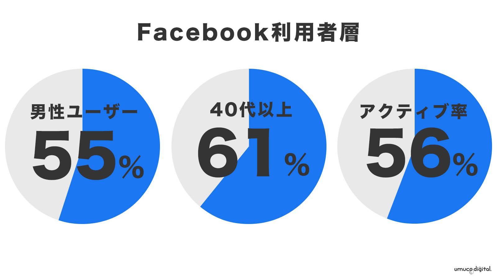 facebook国内利用者数