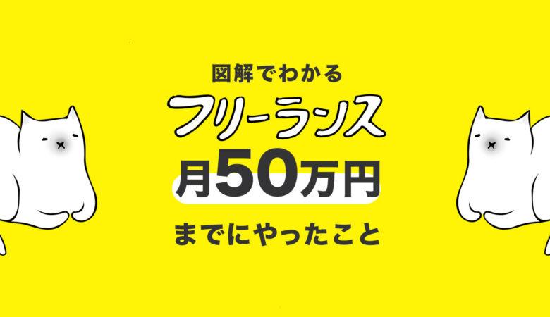 【フリーランスの稼ぎ方】月収50万円!単価アップのためのポジション戦略をわかりやすく解説