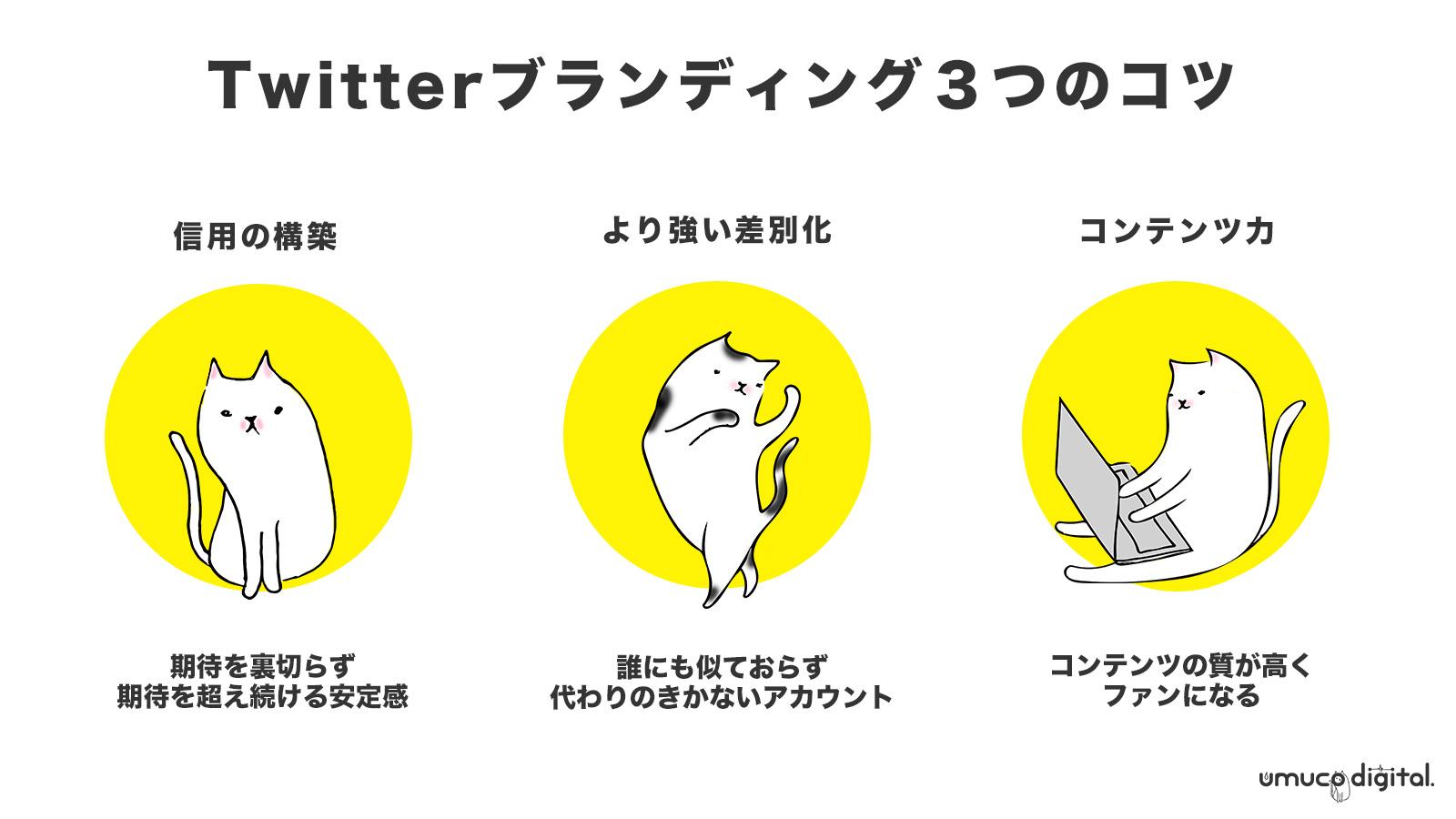Twitterブランディングのコツ